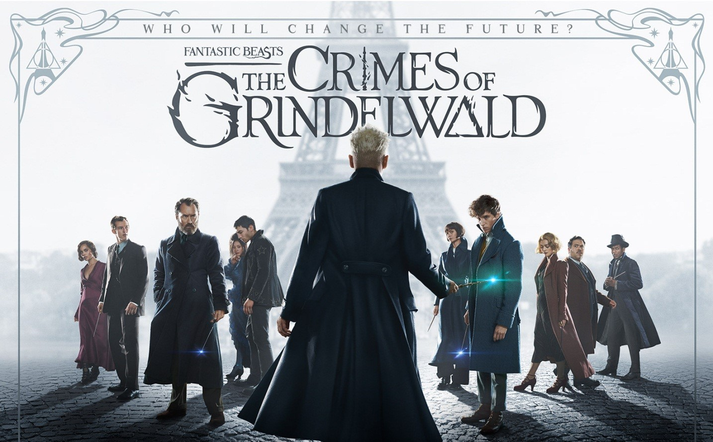 Poster phim Fantastic Beasts: The Crimes of Grindelwald