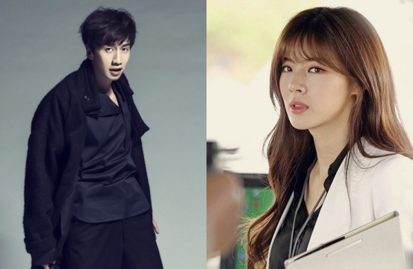 Lee Kwang Soo và Lee Sun Bin