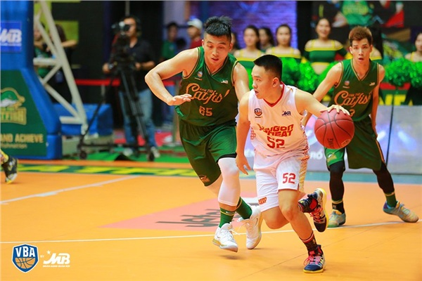 Saigon Heat vs Hochiminh City Wings by Jetstar - Derby cho ngôi đầu 0