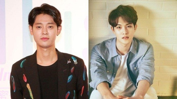 Jung Joon Young và Lee Jong Hyun (CN Blue)