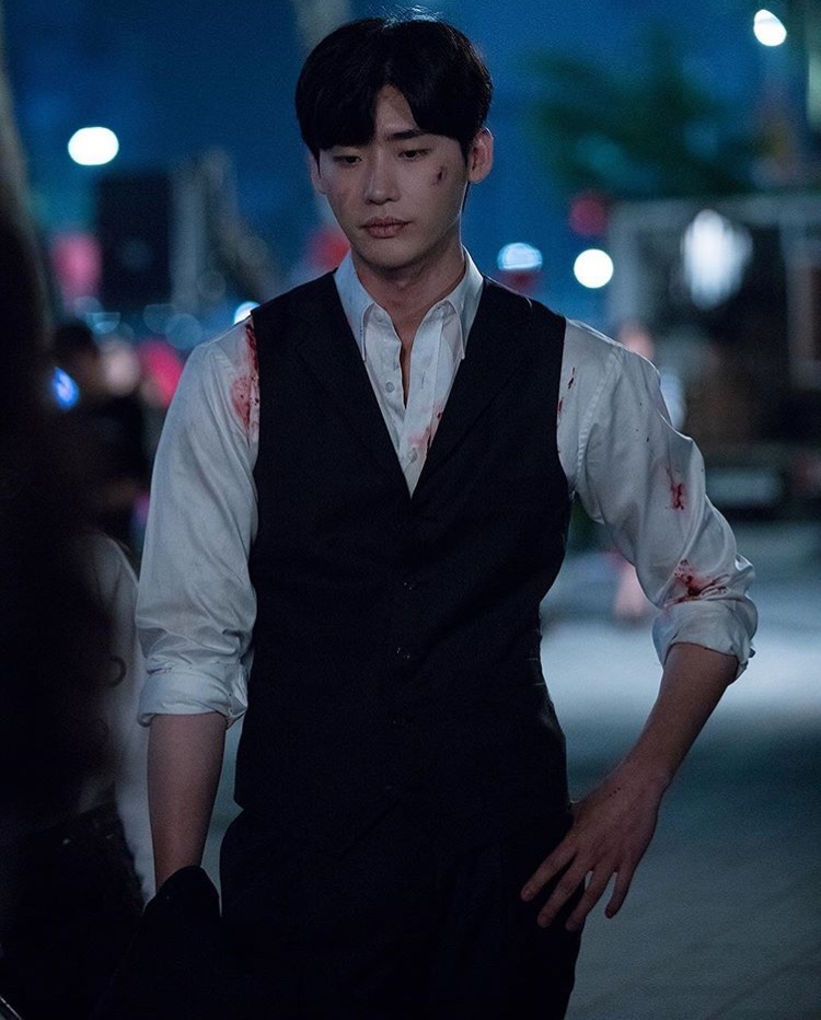 Lee Jong Suk trong 'Death Song' đài SBS.