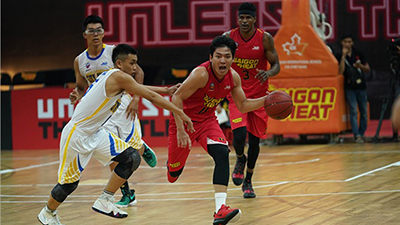 Hochiminh City Wings vs Saigon Heat - Derby dậy sóng